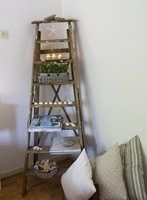 ladder decorations