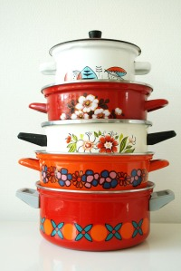 Retro kitchen vintage kitchenware