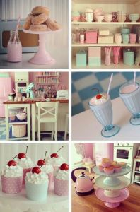 Pastel kitchen inspiration