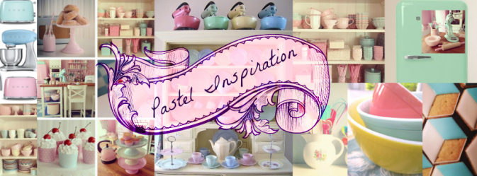 Pastel colour inspiration