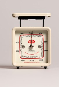 Vintage postal scales