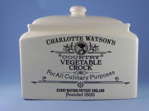Henry Watson Kitchenware vegetable crock storage